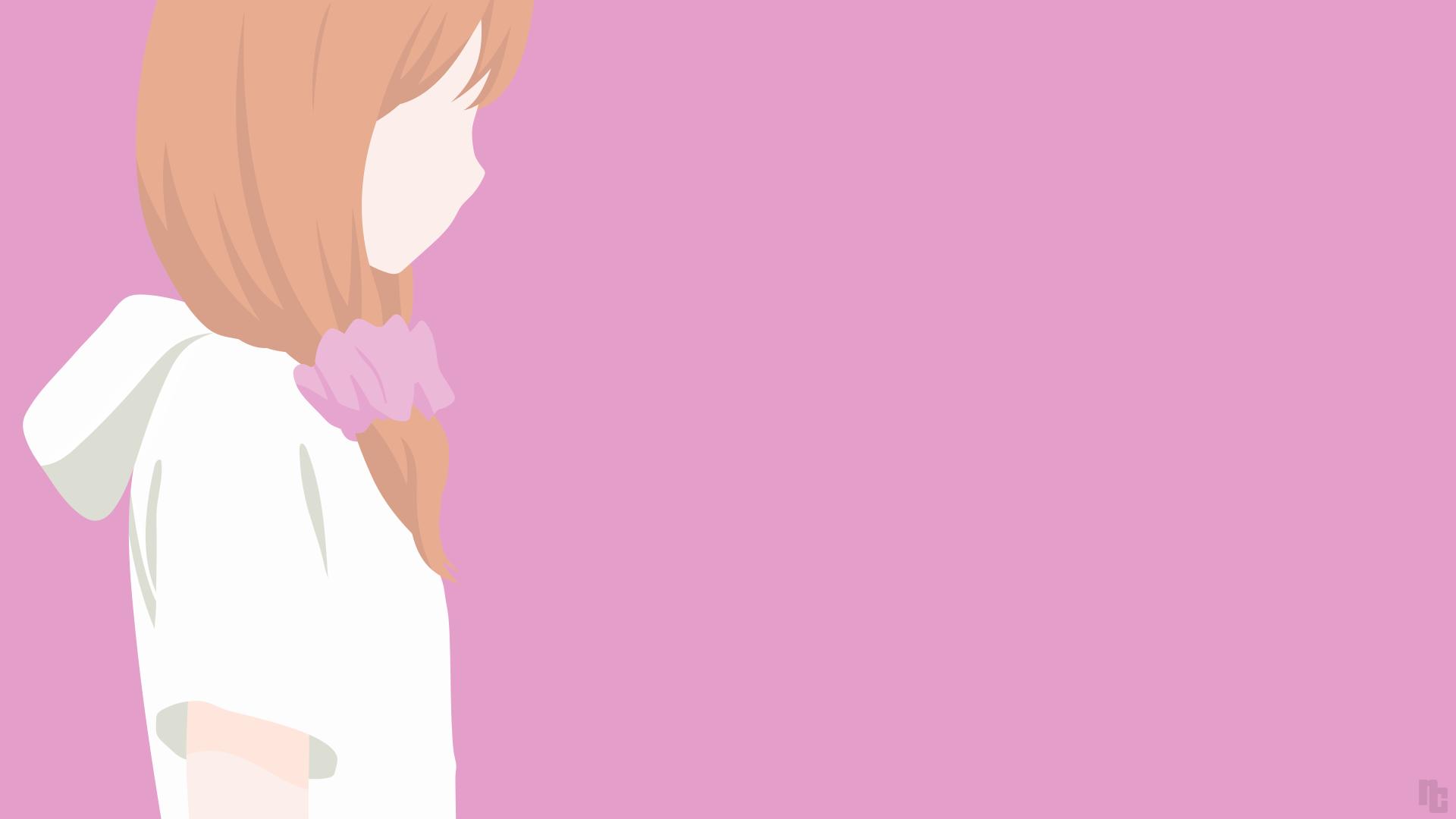 My Love Story Rinko Yamato Minimalist Wallpaper